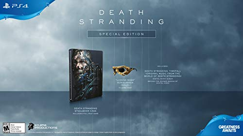 Death Stranding Special Edition (輸入版:北米) - PS4