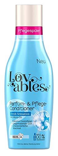 Lovables by Perwoll Parfüm- & Pflege-Conditioner Pflegespüler