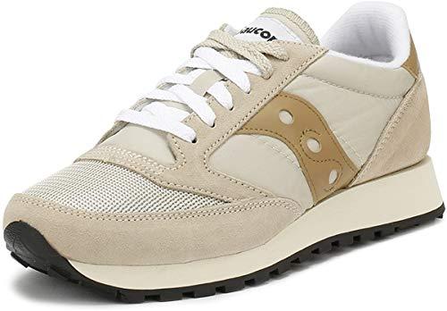 Saucony Jazz Original Vintage, Sneakers Uomo, Cement Tan 21, 46.5 EU
