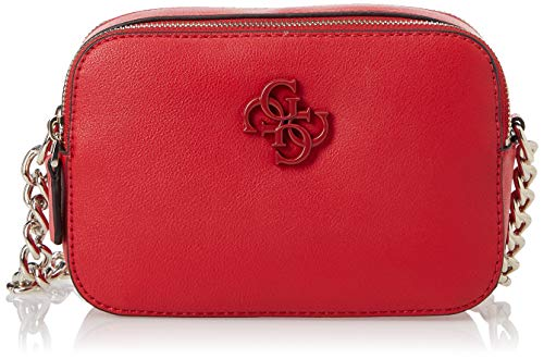 GUESS Noelle Crossbody Camera Red