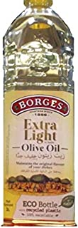 BORGES Extra Light Olive Oil Pet, 1 Litre