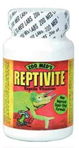 Zoo Med Reptivite avec D3 Hygiène pour Reptile 227 g