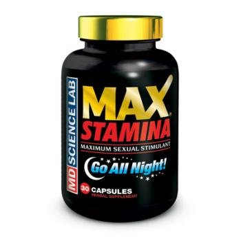 Max Brand Maxstamina Male Enhancement Pills (Pack Of 12) Pack Of 12 Pcs