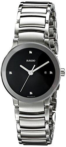 Rado Centrix Jubile R30928713 Reloj de pulsera de acero inoxidable para mujer