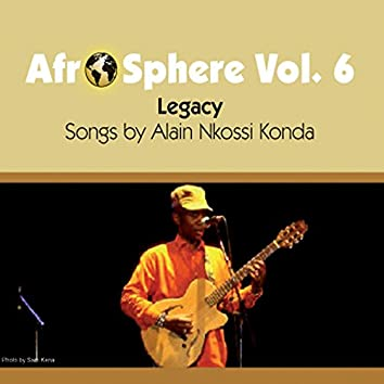 Legacy - Afro Sphere Vol. 6