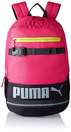 Puma Deck Backpack Rucksack mit Laptopfach 50 cm Fuchsia Purple