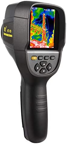 New Higher Resolution 320 x 240 IR Infrared Thermal Imaging Camera Model HTI 19 with Improved product image