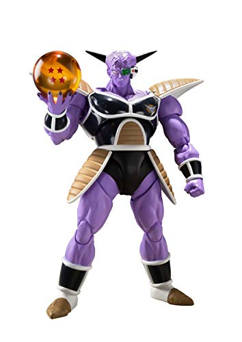 TAMASHII NATIONS Bandai S.H. Figuarts Captain Ginyu Dragon Ball, Multi