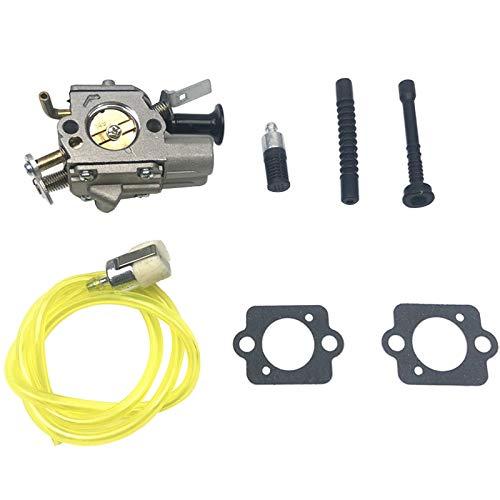 MAGELIYA Carburador Carb Fuel Line Kit para Stihl MS261 MS271 MS291 Motosierra Zama C1Q-S252