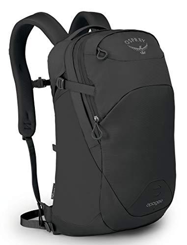 Osprey Apogee 28 Rucksack für Arbeit, Schule und Freizeit, für Männer - Sentinel Grey O/S