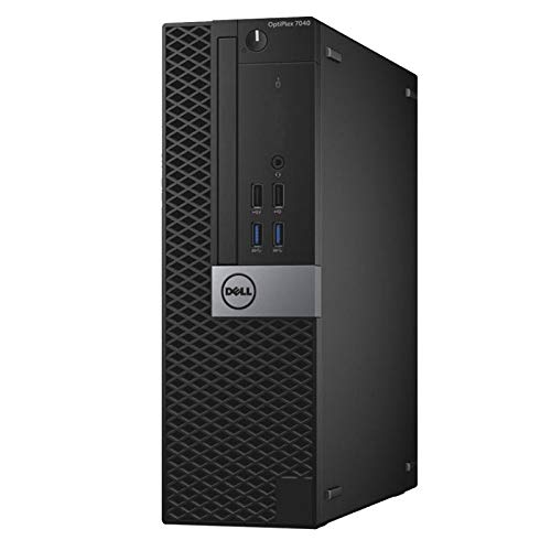 Dell OptiPlex 7040 SFF Intel G4400 RAM 8 GB SSD 480 GB HDMI Windows 10 WiFi (reacondicionado)