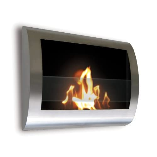 Wall Mount Gas Fireplace Amazon Com