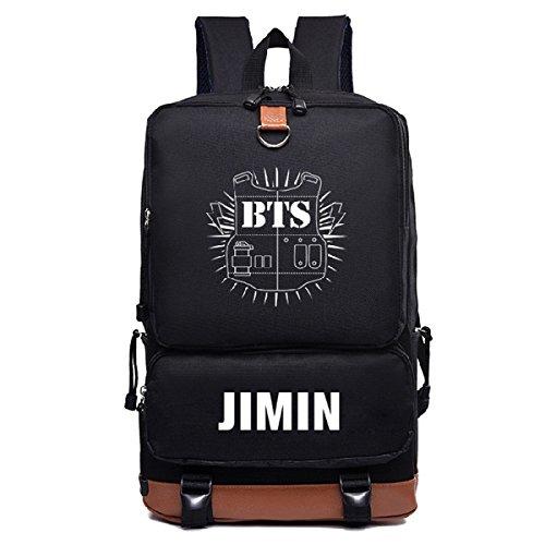 Mochila del grupo BTS de Kpop, JIMIN