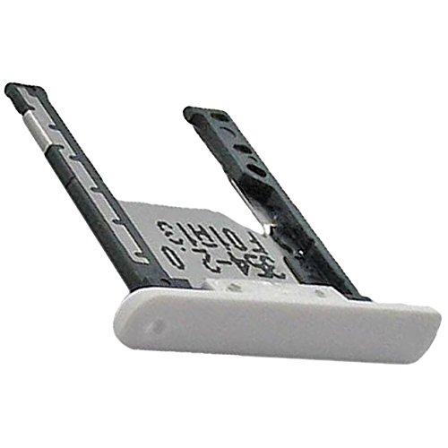 Nokia Lumia 1520 original Speicher Karten Halter Weiss
