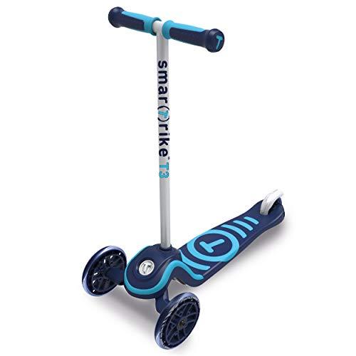 smarTrike 200-0800 Scooter by smarTrike T3 Scooter, blauw