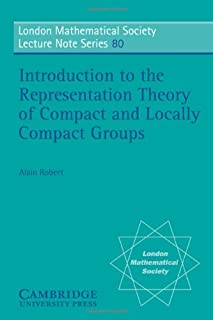 Introduction to the Representation Theory of Compact and Locally Compact Groups