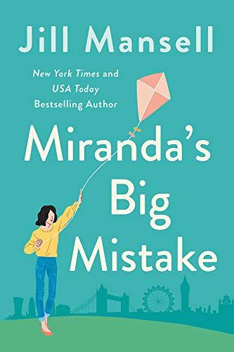 Mirandas Big Mistake By Jill Mansell