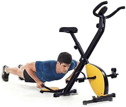 Wghz Bicicleta estática reclinada, Bicicleta estática eléctrica de Resistencia magnética para Personas Mayores, Fisioterapia de extremidades Inferiores, rehabilitación, Ciclo de Fitness, biciclet
