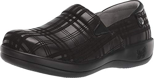 Alegria Keli Professional Plaid to Meet You 36 (US Women's 6-6.5) Wide