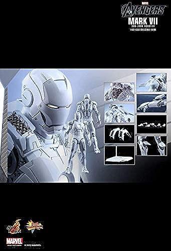 Hot Toys MMS329 - Marvel Avengers - Iron Man Mark VII 1 6 - Officiel