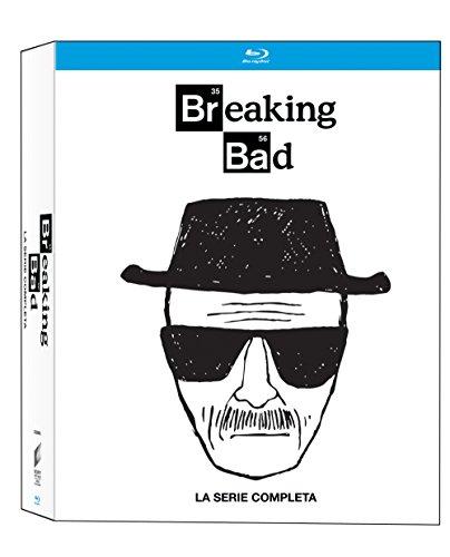 Box-Breaking Bad-Serie Completa-White Edition