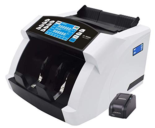 """KROSS"" Currency/Note/Money Counting Machine with Fake Note Detection for All New & Old INR/Rupees Currency Notes"