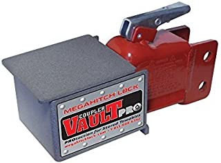 MegaHitch Lock Coupler Vault Pro with 2 5/16