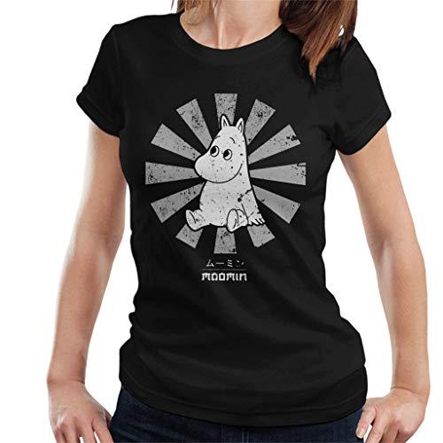 Moomin Retro Japanese Women's T-Shirt