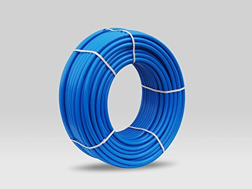 EFIELD PEX PIPE/TUBING BLUE COLOR 3/4 INCH - 300FT LENGTH FOR POTABLE WATER FOR HOT/COLD WATER - PLUMBING APPLICATIONS NSF CERTIFIED