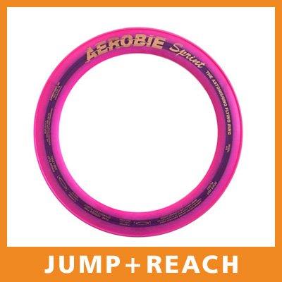Unbekannt Aerobie Wurfring Sprint 25cm - magenta