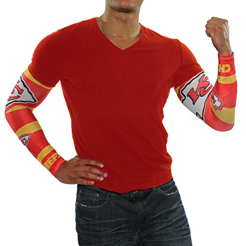 NFL Kansas City Chiefs Strong Arms Sleeves