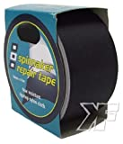 SPITAPE M2 Spinnaker Tape Reparatur KITE Segel Spinnaker Sail Repair Tape (schwarz)