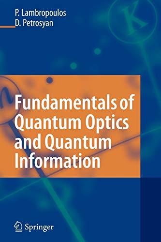 Fundamentals of Quantum Optics and...