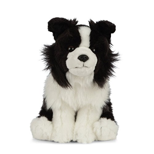 Living Nature Soft Toy - Stofftier Border Collie (20cm)