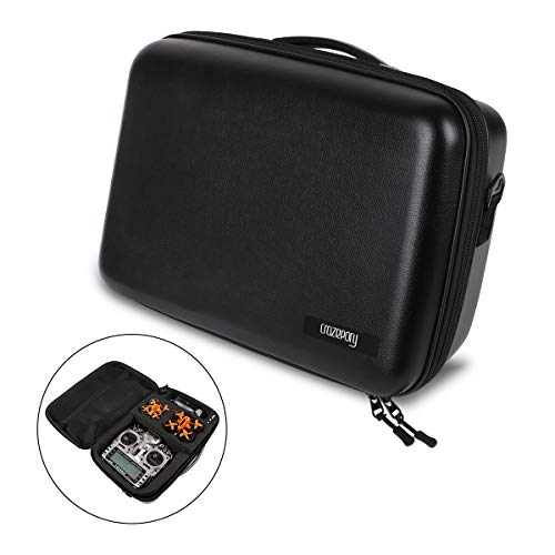 Handbag Backpack Bag Pro Tiny Whoop Carrying Case Whoop Drone Storage Quad Box for Blade Inductrix Tiny Whoop QX90 QX95 E010 Frsky Transmitter Fatshark FPV Goggles