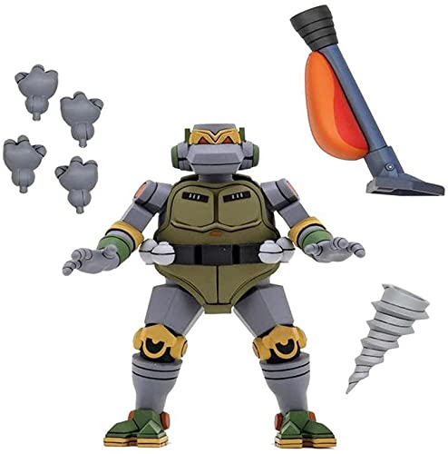 LUSTAR Anime Figures Toys Action Figure Stand Model Collectables For Boys Teenage Mutant Ninja Turtle Toys