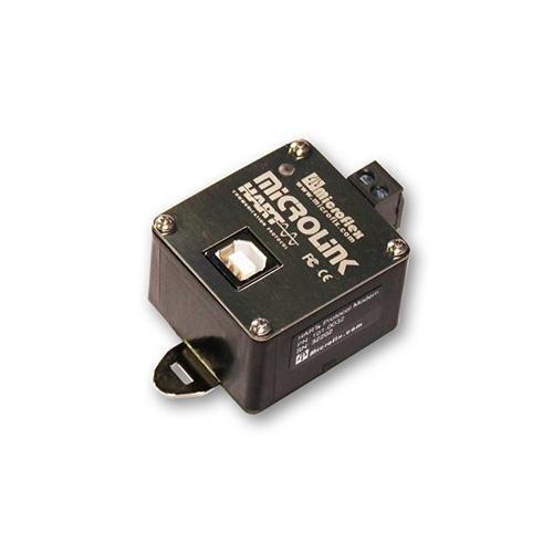 Microflex 101-0032, MicroLink DIN Rail Mounted HART Protocol Modem