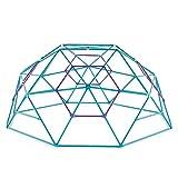 Plum Phobos 10ft Climbing Dome Frame Blue / Purple Maximum Weight 50kg