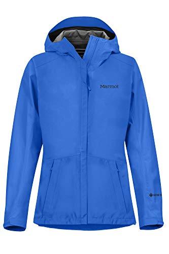 Marmot M. Europe, it Sporting Goods, 9IIY5 Wm's Minimalist Jacket Giacca Antipioggia Rigida, Impermeabile Leggero, Antivento, Impermeabile, Traspirante, Donna, Classic Blue, S
