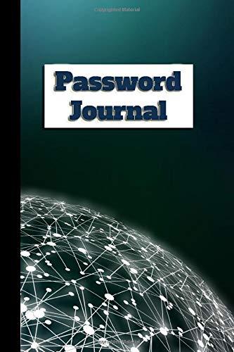 Password Journal: My Password and Website Locator