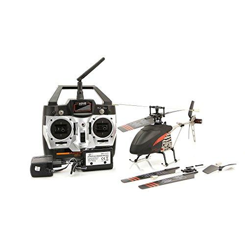zoopa Acme 350 Brushless Helikopter | 2,4 GHz Funktechnik | Singleblade-Technik (AA0350-BL)