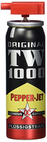 KH-Security Pfefferspray TW1000 RSG Zivil Nachfüllpatrone 63 ml