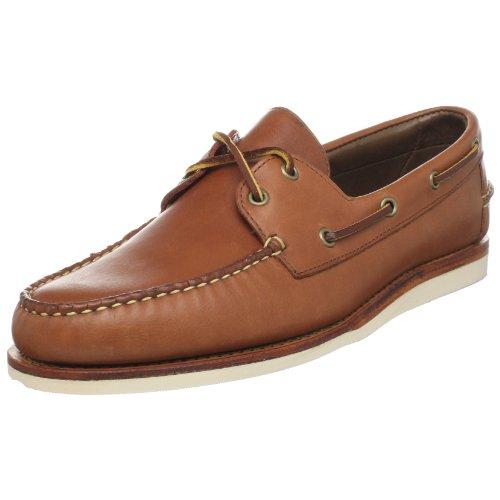 Big Sale Allen Edmonds Men's Westbrook Boat shoe type,Cayenne,8.5 D US