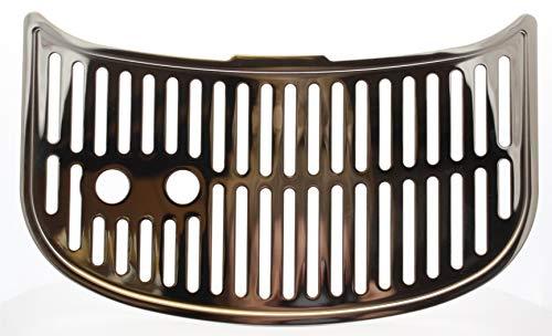 Ersatz W10756835 Tropfschalengrill WAS 4176439 KES2102 für KitchenAid Pro Line Espressomaschine