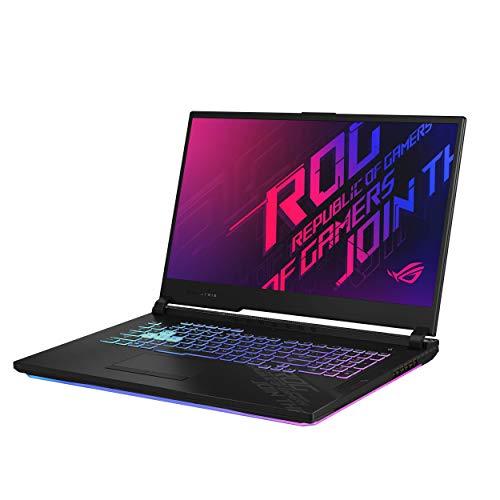ASUS ゲーミングノートパソコン ROG Strix G17 G712LU (i7-10750H / 16GB, 512GB (PCIE 3.0 x2)/ GTX 1660 ...