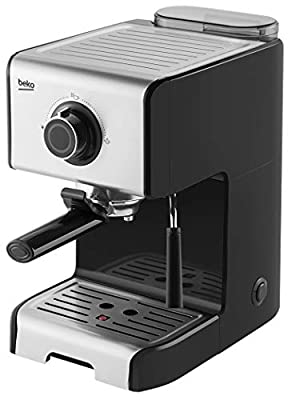 Beko CEP5152B Barista Espresso Maker Coffee Machine - Black