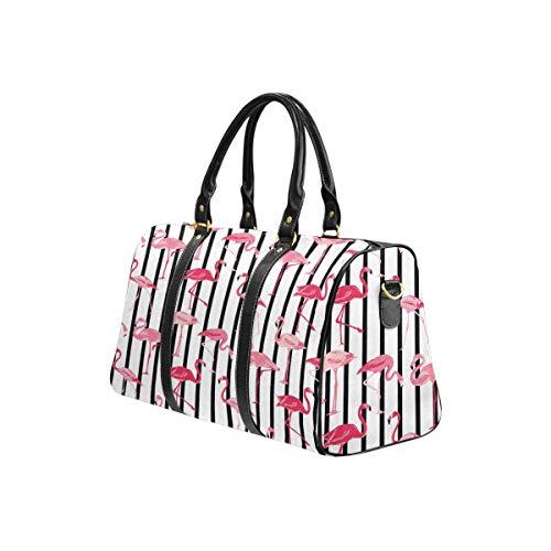 InterestPrint Unisex Duffel Bag Carry-on Bag Overnight Bag Weekender Bag...