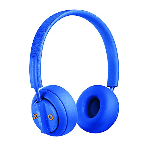 Jam HXHP303BL Out There Bluetooth Headphones Blue
