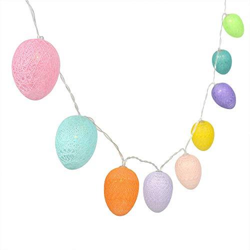 Rattan Ball Lichterketten, Lichterketten Cotton Ball Led Lichterketten, Dekorative Gartenleuchten Für Terrasse, Party, Weihnachtsbaum, Geburtstag, Dekorative Beleuchtung