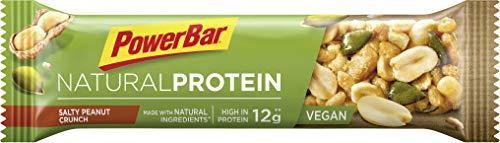 PowerBar Natural Protein 1 barrita x 40 gr - Sabor - Cacahuete(Peanut)